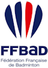 Logo de la fédération française de badminton